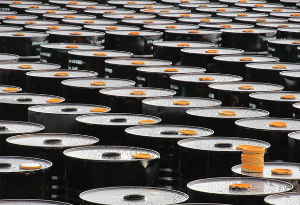 Black Gold Co. Packing Services for Bitumen